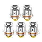 VOOPOO UFORCE Bobina N1 / N2 / N3 / U2 / U4 / U6 / U8 para Voopoo Uforce Tank Voopoo Drag Kit Voopoo Drag Mini Kit-5 piezas cada uno