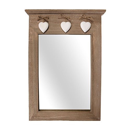 Sass & Belle Ashley Farmhouse Portrait Mirror [Importación inglesa]