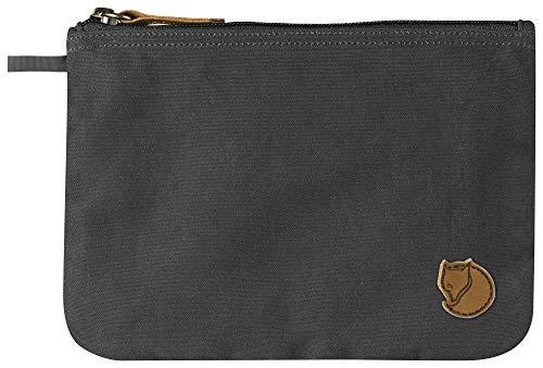 Fjällräven Gear Pocket Werkzeugtasche Unisex, grau (Dark Grey), 15.5 x 21.5 x 2 cm