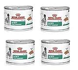 12 Lattine da 195g Royal Canin Satiety Weight Management Cibo Umido per Cani a Dieta Veterinario