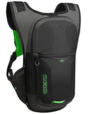 OGIO 122103_03 Black Atlas 3L Hydration Pack, One Size