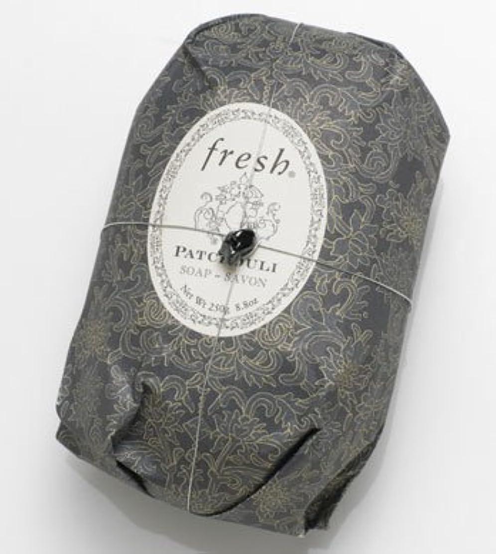 石の香りクレーターFresh PATCHOULI SOAP (フレッシュ パチョリ ソープ) 8.8 oz (250g) Soap (石鹸) by Fresh