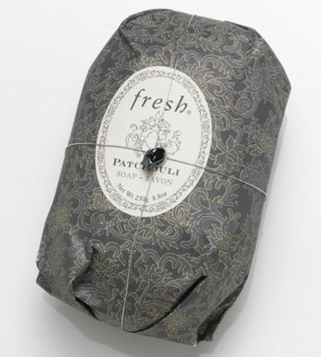 大声でレンダリングランチFresh PATCHOULI SOAP (フレッシュ パチョリ ソープ) 8.8 oz (250g) Soap (石鹸) by Fresh