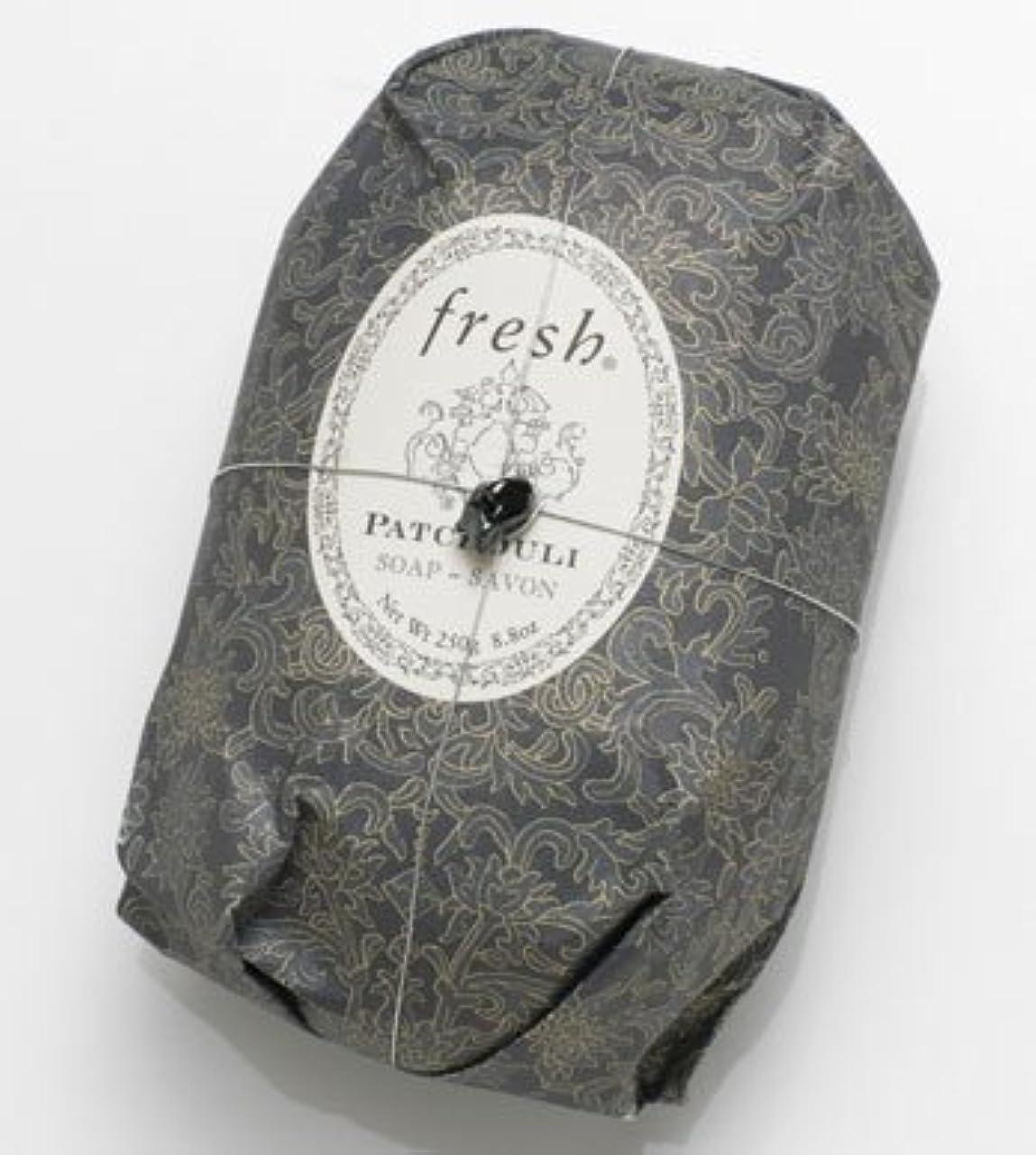 元気博物館空中Fresh PATCHOULI SOAP (フレッシュ パチョリ ソープ) 8.8 oz (250g) Soap (石鹸) by Fresh