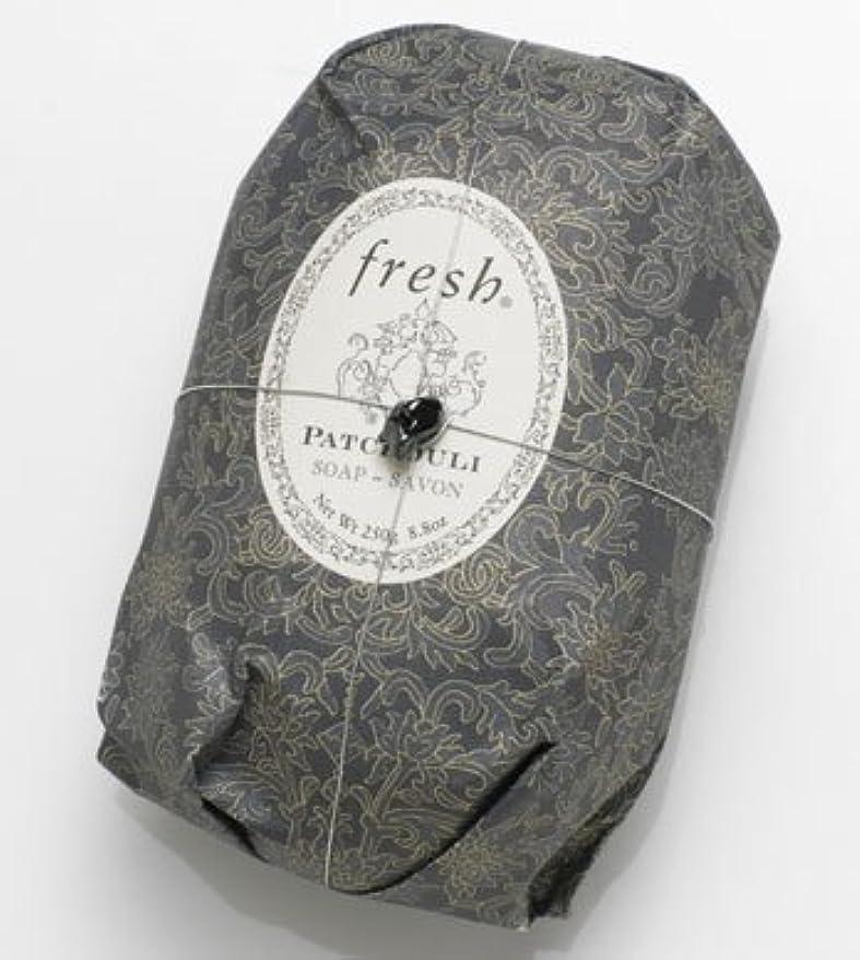 ブラザー縫うパーツFresh PATCHOULI SOAP (フレッシュ パチョリ ソープ) 8.8 oz (250g) Soap (石鹸) by Fresh