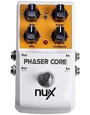 Nux Phaser de Core Pedal de Efectos para guitarras Phaser Core