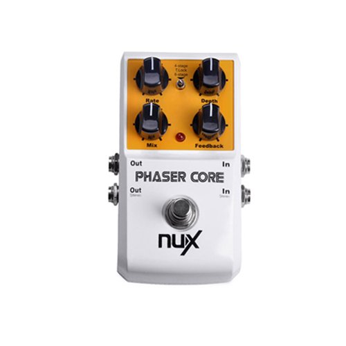 NUX Phaser Core Nux Pedale effetto per chitarra elettrica Phaser Core