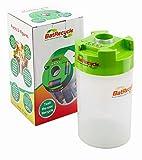 BatRecycle - Un contenedor para reciclar con un probador integrado