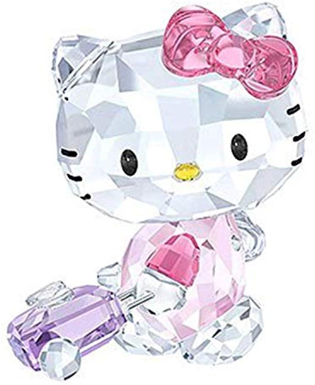 Swarovski Hello Kitty Traveller Figurine