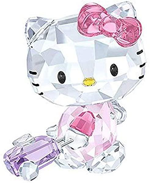 施华洛世奇凯蒂猫旅行雕像