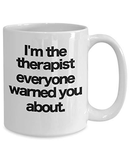 Boyce22Par Therapist Mug Funny Gift For Mental Health Occupational Massage Best Physical Speech