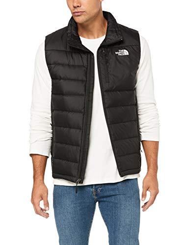 The North Face Men's Aconcagua Vest, TNF Black, Small