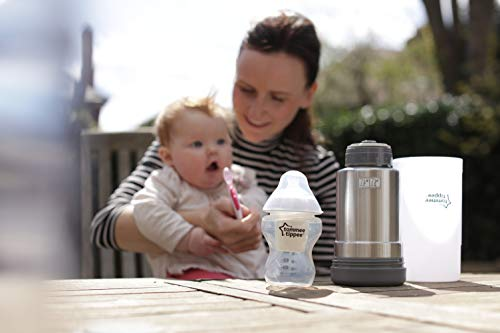 Tommee Tippee Closer to Nature Portable Travel Baby Bottle Warmer - Multi Function-BPA Free