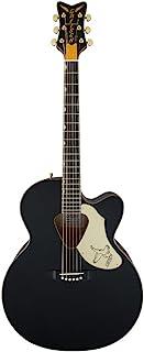Best Gretsch Guitars G5022C Rancher Falcon Cutaway Acoustic-Electric Guitar Black Review