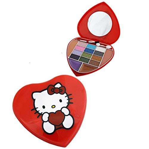 Kleine Palette Hello Kitty-Kosmetik