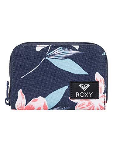 Roxy Damen Portemonnaie Mit Reißverschluss Rundherum Dear Heart - Portemonnaie mit Reißverschluss rundherum, Mood Indigo f Tandem, 1SZ, ERJAA03618