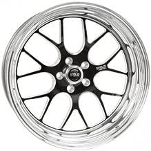77HB7047W19A - Weld Street & Strip RT-S S77B 77HB7047W19A Black Finish Wheel - 17 in. Wheel Diameter X 4.7 in. Wheel Width, 5 x 4.53 Bolt Pattern Bolt Pattern