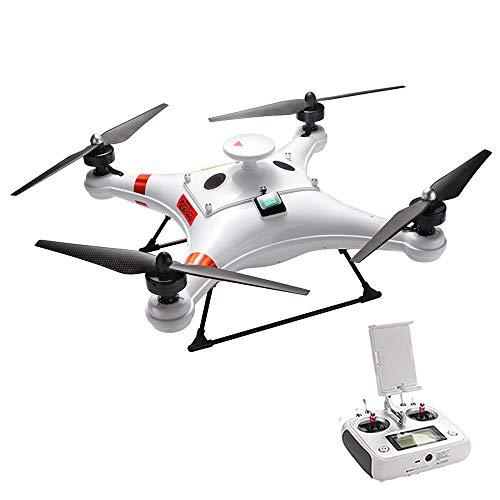 Goolsky IDEAFLY Poseidon Pro Drone de Pesca ade Agua con Cámara 1080P Posicionamiento GPS 850m 5G Transmisión WiFi 1.5kg Lanzamiento de Carga Cebo Pesca Quadcopter de Viento