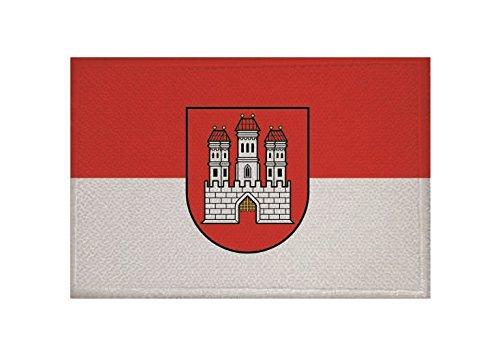 U24 Aufnäher Bratislava Fahne Flagge Aufbügler Patch 9 x 6 cm