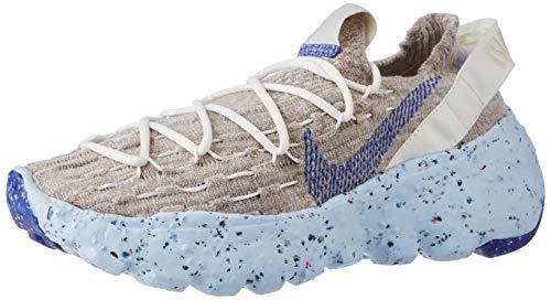 Nike Space Hippie 04, Zapatillas de Gimnasio Mujer, Sail...