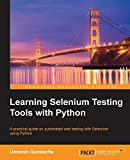 Learning Selenium Testing Tools with Python