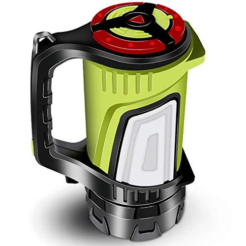 LED Torche Lampe La plus puissante lampe de poche rechargeable Led Flashlight Handle Spotlight Ultra-long Standby Torch With Usb Output As A Power Bank