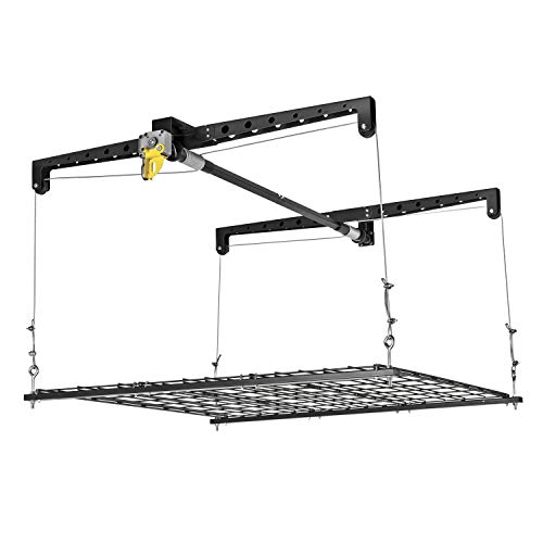 Racor - PHL-1R, Garage Ceiling Storage Rack Lift