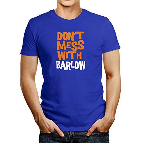 Idakoos Don't Mess with Barlow Bicolor T-Shirt