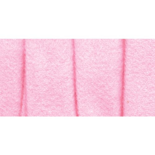 Wright Products Extra Wide Fleece Binding 1/2 Inch 3 Yds Pink