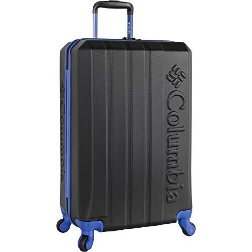 Columbia Luggage, Black/Super Blue