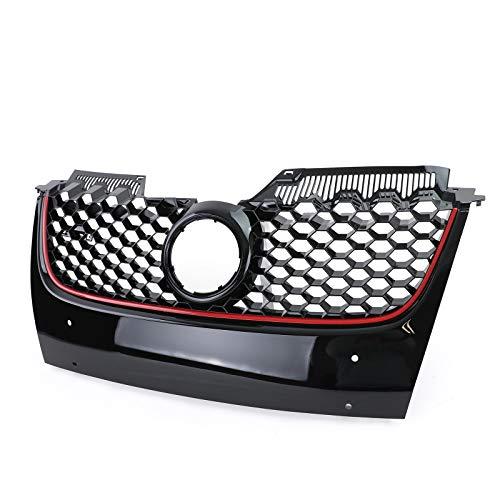 Carparts-Online 15817 Sport honingraatgrill radiator grill voor embleem