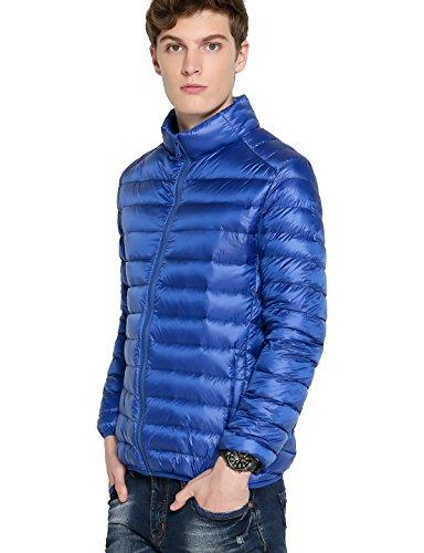 CHERRY CHICK - Blouson - Homme - Bleu - Large
