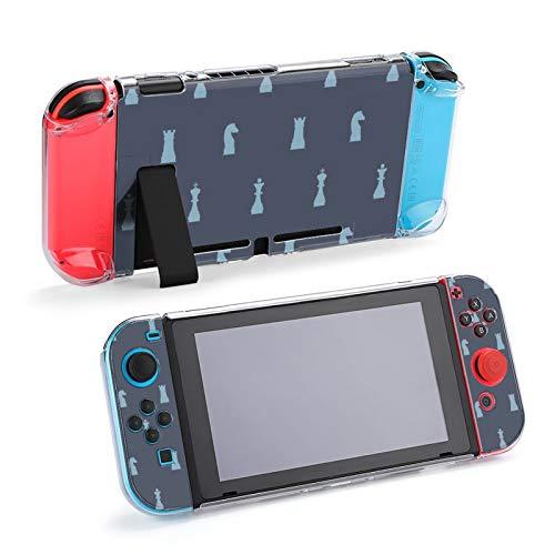 Controladores de Consola ultrafinos de ajedrez Carcasa Protectora para Accesorios de Juego de Nintendo Switch