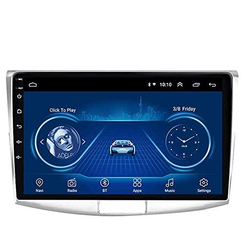 Android 8.1 Navegación GPS para automóvil Radio TV, Pantalla táctil completa de 9 pulgadas Radio para automóvil, para Volkswagen Magotan CC Passat 7 B7 2012-2018, con control del volante Bluetooth Mi