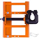 Terlizza Chainsaw Mill,Lumber Cutting Guide,Turn Logs into Wood,Chainsaw Milling Attachment for Loggers, Construction Workers,Chainsaw Mill Attachment