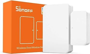 SONOFF Sensor de janela de porta sem fio ZigBee SNZB-04, alarme de ladrão para segurança doméstica, compatível com Alexa/G...
