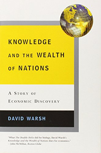 Knowledge and the Wealth of Nations - Book