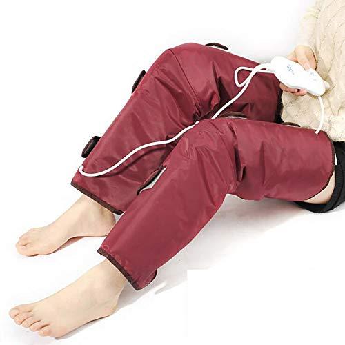 BNBXP di Calore A Raggi Infrarossi Massager del Piede per Coscia Circolazione Massaggio con Palmare Controller 3 Intensità di Calore 3 modalità