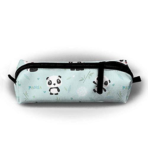 Cartoon niedlichen Panda Muster Bleistift Fall Stift Tasche für Stifte Bleistifte Textmarker Gel Pen Marker und andere Schulbedarf