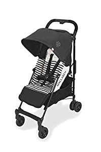 Maclaren Quest Arc Silla de paseo - Ideal para recién nacidos y niños de hasta 25 kg. Capota extensible e impermeable con FPU 50+, asiento multiposición y suspensión en las cuatro ruedas