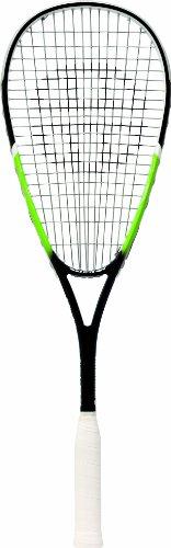 Unsquashable - Racchetta da Squash DSP 400, Colore: Verde/Nero