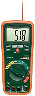 Extech EX470 12 Function True RMS Professional MultiMeter + InfraRed Thermometer