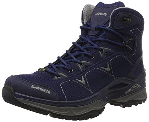 Lowa Herren Ferrox Gtx Trekking-& Wanderstiefel, Blau (Navy/Graphit), 44.5 EU
