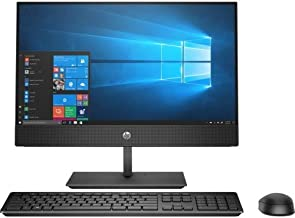 """HP 4LW25UT#ABA All-in-One PC/LCD, 21,5"""" Intel Core i7 3,2 GHz DDR4 8 GB Windows 10 Pro Flash Memory Solid State"""