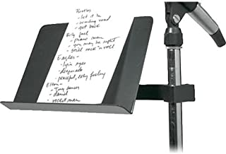 raxxess attachable music stand