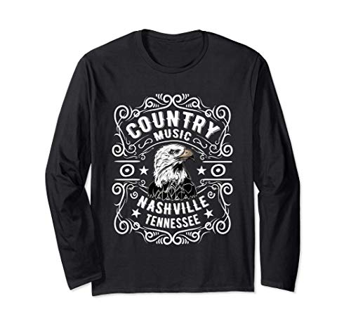 Camisetas Rockabilly Hombre Mujer Ropa Country Rock and Roll Manga Larga