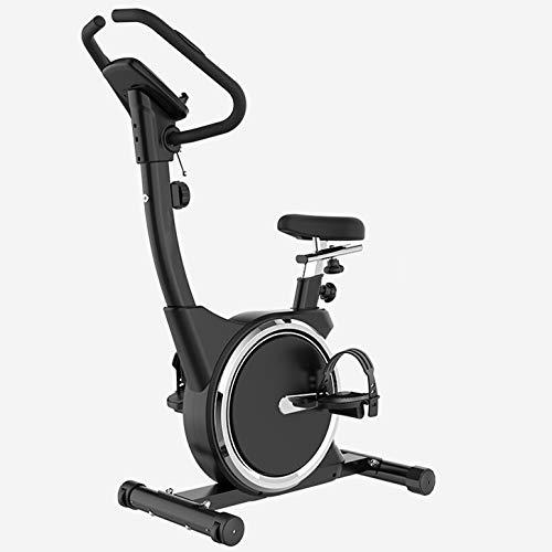 YDYGOefening Step Machine, Speed fiets met riemaandrijving Indoor Studio Cycles Aerobic Air Walker