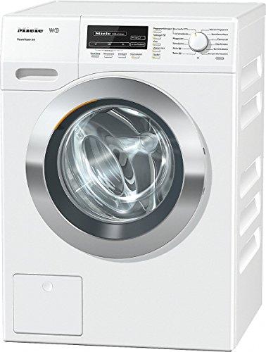 Miele WKF131 WCS PWash 2.0 Libera installazione Carica frontale 8kg 1600Giri/min A+++-30% Bianco lavatrice