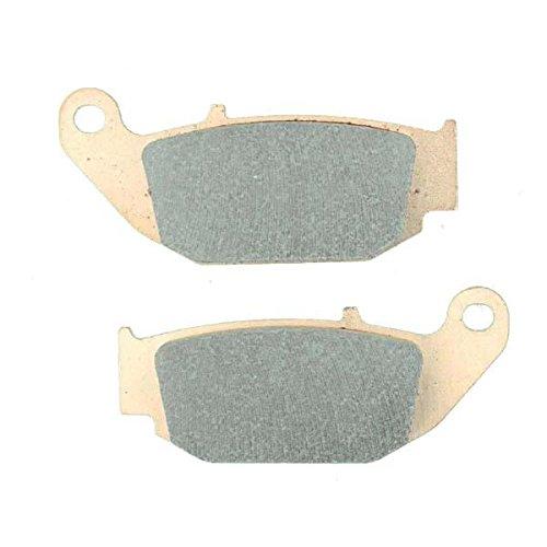 MGEAR Bremsbeläge 30-415-S, Einbauposition:Hinterachse, Marke:für HONDA, Baujahr:2013, CCM:125, Fahrzeugtyp:Street, Modell:CBR 125 R (80km/h Germany)