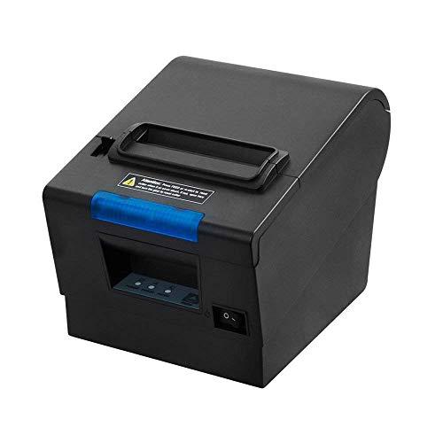 [Aggiorna 2.0] 300mm / sec Stampante POS per Ricevute Termiche da 80mm MUNBYN AUTO-CUT Stampante Portatile di Ricevimento Termico con Interfaccia USB Seriale Driver Windows ESC/POS